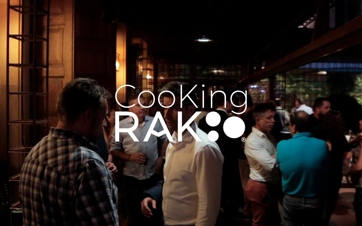 CooKing Surface (RAK) presenta su Encimera Inteligente en Madrid